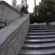 Spanish steps rome italy — Foto de Stock
