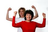 Fitness zeit — Stockfoto