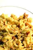 Rice macro — Stock Photo