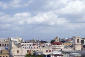 Tejados del viejo san juan, puerto rico — Foto de Stock