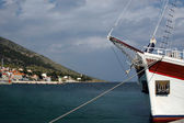 Costa de la isla — Foto de Stock