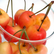 Rainier cherries — Stock Photo #12922118