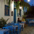 Greek tavernnight — Stock Photo #12922890