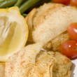 Stuffed fillet of sole — Stock Photo #12928512