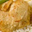 Stuffed fillet of sole — Stock Photo #12929073
