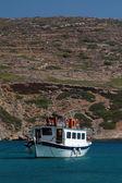 Barca escursione — Foto Stock