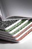 Almofadas de composição — Fotografia Stock