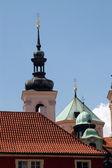Praha pohled — Stock fotografie