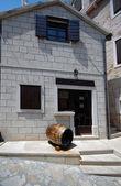 κρασί μπαρ κροατία — Φωτογραφία Αρχείου