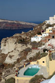 Incredible santorini — Stock Photo