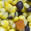 Stock Photo: Vegetable mix