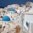 Stock Photo: incredible santorini