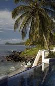 Tropical sea view — Stock Photo