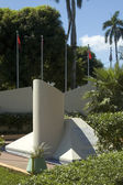 Grav managua nicaragua — Stockfoto
