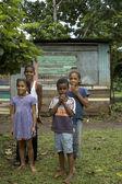 Enfants autochtones — Photo