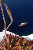 Incredible santorini — ストック写真