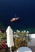 Incredible santorini — Foto de Stock
