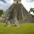 Royalty-Free Stock Photo: Temple one tikal