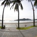 New promenade walkway san jual del sur nicaragua — Stock Photo #13069726