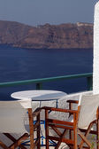 Incredible santorini view — Stock Photo