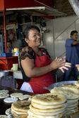 Native restaurant san salvador — Photo