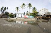 Beachfront san juan del sur nicaragua — Stock Photo