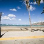 Bay of san juan del sur nicaragua — Stock Photo #13070140