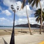 Bay of san juan del sur nicaragua — Stock Photo #13070284