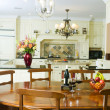Dining room — Stock Photo #13073361