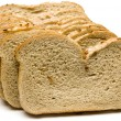 Stock Photo: Loaf of onion rye bread