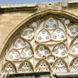 Stock Photo: Detail Selimiye Mosque St. SophiCathedral LefkosiCyprus