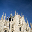 The Duomo Milan Italy - Stock Photo