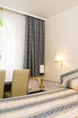 Hotel kamer interieur ajaccio corsica Frankrijk — Stockfoto