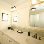 ������, ������: Custom bathroom with tile work
