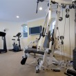 Stock Photo: Home gym