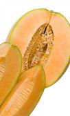 Persian melon patelquat — Stock Photo