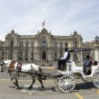 Royalty-Free Stock Photo: Government palace lima peru