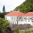 Saba Museum Dutch Netherlands  Antilles - Stock Photo