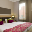 Foto Stock: Boutique hotel room Berlin Germany