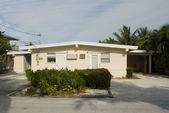 Florida keys house architecture — Stock Photo
