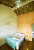 Chambre d'hôtel originaire du pacifique côte equateur — Photo
