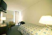 Hotel room ecuador — Stock Photo