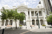 Simon bolivar palace of government guayaquil ecuador — Stock Photo