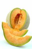 Athena melon — Stock Photo