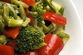 Vegetable mix — Stock Photo