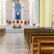 Stock Photo: Pulpit Cathedral of GrenadNicaragua