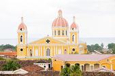 Catedral de granada nicarágua — Fotografia Stock