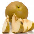 Asian nashi pear — Stock Photo
