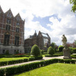 Editorial rijksmuseum amsterdam holland — Stock Photo