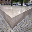 Homo monument amsterdam — Stock Photo